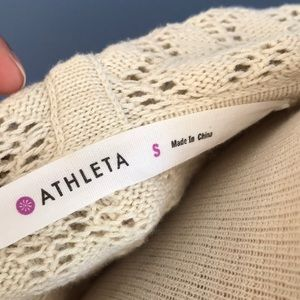 Athleta Tops - Athleta Sweater Hoodie